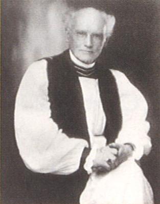 第1代・ハミルトン主教