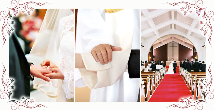 教会挙式の魅力