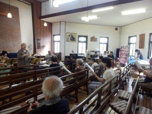名古屋聖ヨハネ教会 うたごえサロン