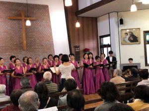 名古屋聖ヨハネ教会 コーラスJOY